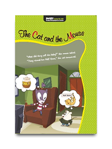 (스토리)SWEET602 The Cat and the Mouse