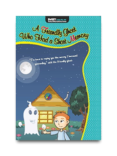 (스토리)SWEET403 A friendly Ghost Who Had a Short Memory