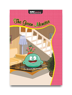 (스토리)SWEET201 The Green Monster